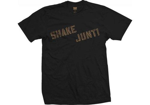 Shake Junt Shake Junt ZIon Grip Tee Black