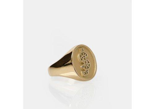 Shake Junt Shake Junt Classic Gold Ring