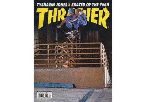 Thrasher Thrasher Magazine - April 2019
