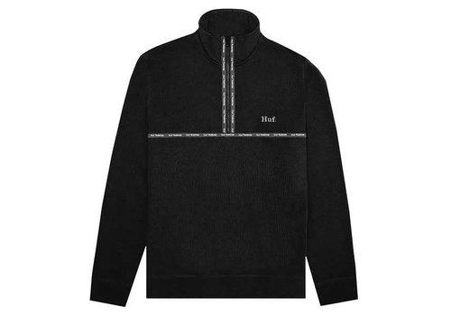 HUF Huf Midtown 1/2 Zip Fleece Black