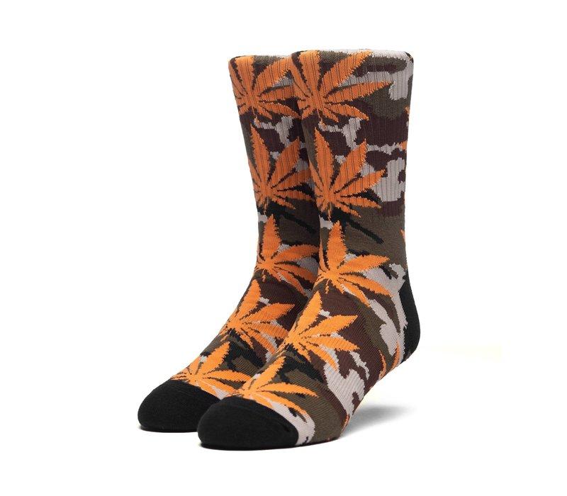 Huf Plantlife Camo Sock Loden