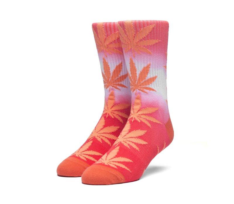 Huf Plantlife Gradient Dye Sock Canyon Sunset