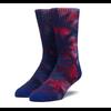 HUF Huf Plantlife Tiedye Sock Insignia Blue