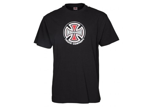 Independent Independent Youth Truck Co Tee Black