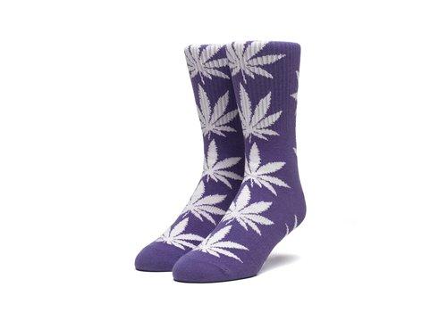 HUF Huf Plantlife Crew Socks Blue Iris