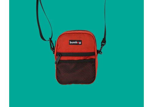 Bumbag Bumbag Galactic Compact Shoulder Bag Maroon