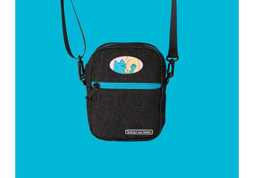 Bumbag Bumbag Leon Karssen Compact Shoulder Bag Washed Black