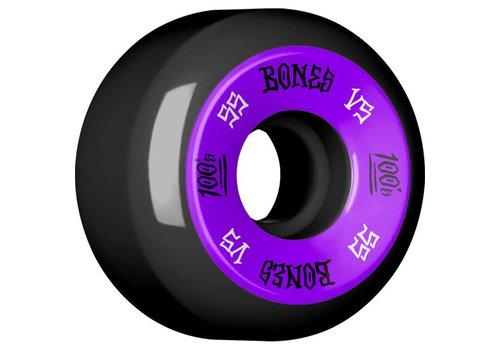Bones Bones Wheels V5 100's Black 55mm