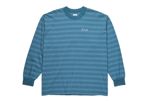Polar Polar Gradient Longsleeve Grey Blue