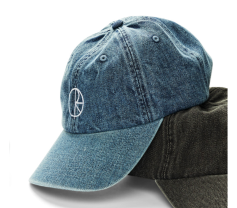 Polar Denim Caps Blue