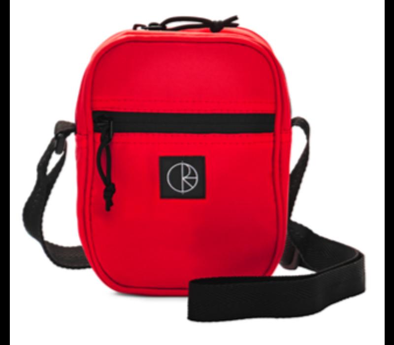 Polar Cordura Mini Dealer Bag Red
