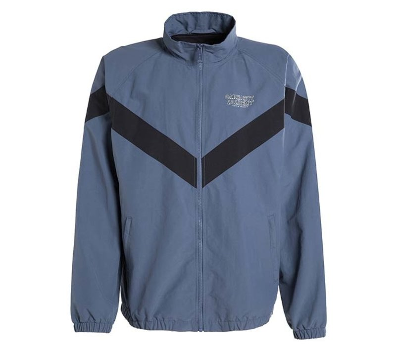 Carhartt Academy Jacket Stone Blue/ Black