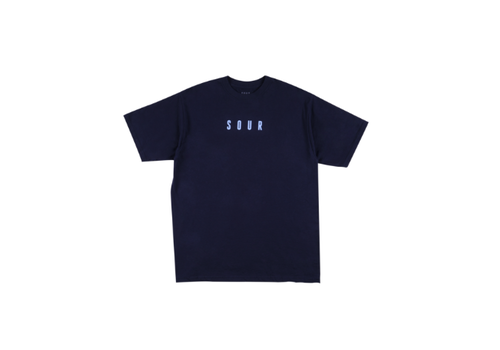 Sour Sour - Army Tee Navy