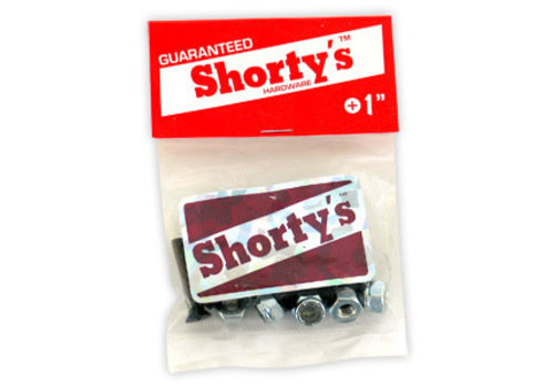 Shorty's Shorty's Generic Hardware 1 Inch (8 Bolts)