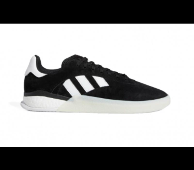 3ST.004 Black/White/Black
