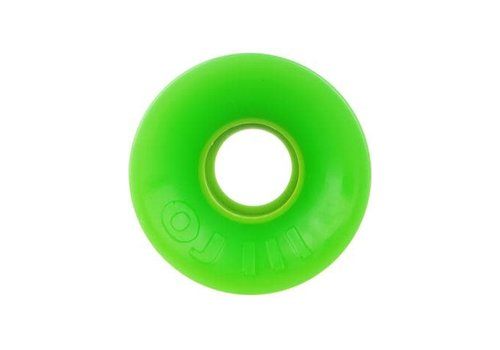 OJ Wheels Oj Mini Hot Juice Wheels 55mm Green 78a (Soft)