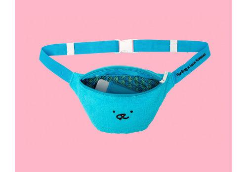 Bumbag Bumbag Leon Karssen Basic Hip Pack Blue