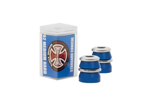 Independent Independent Conical Bushings Blue Medium Hard 92A