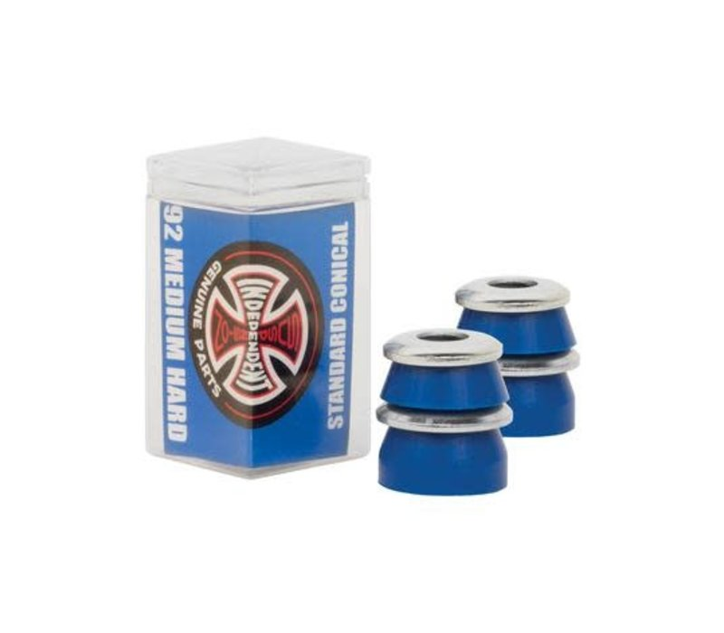 Independent Conical Bushings Blue Medium Hard 92A