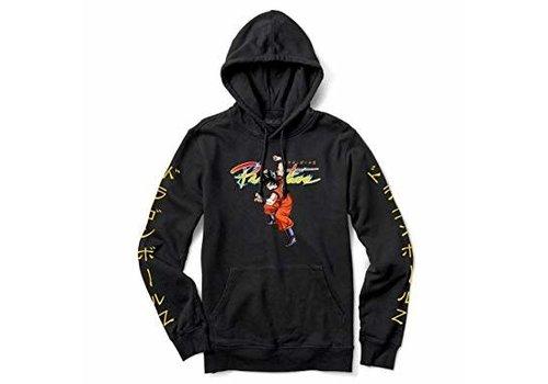 Primitive Primitive x Dragonball Z Nuevo Goku Hood Black