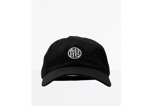 Primitive Primitive Dragonball Z Symbol Dad Hat Black