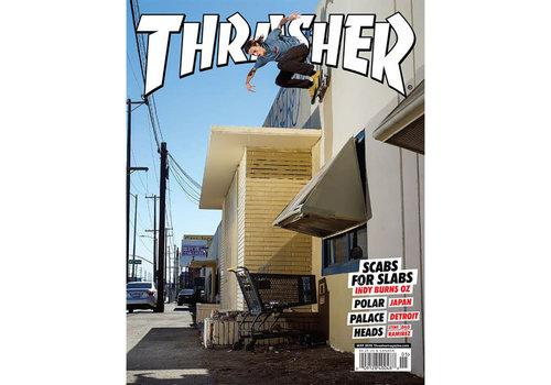 Thrasher Thrasher Magazine - May 2019