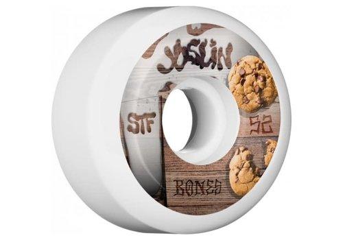 Bones Bones Wheels Joslin Cookies 52mm STF Sidecuts