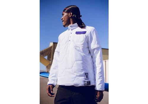 Adidas Adidas x Hardies - Jacket White/Violet