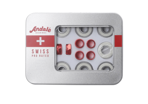 Andale Andale Swiss Pro Rated Bearings (Extra Nuts)
