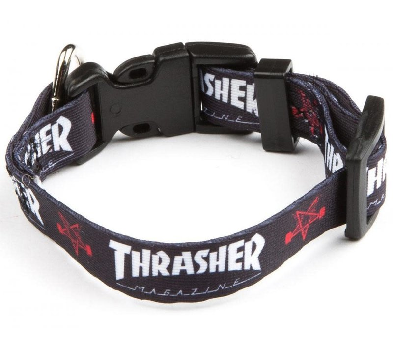 Thrasher Dog Collar