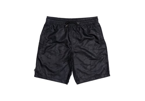 Ripndip RipNDip Black Out Nylon Shorts