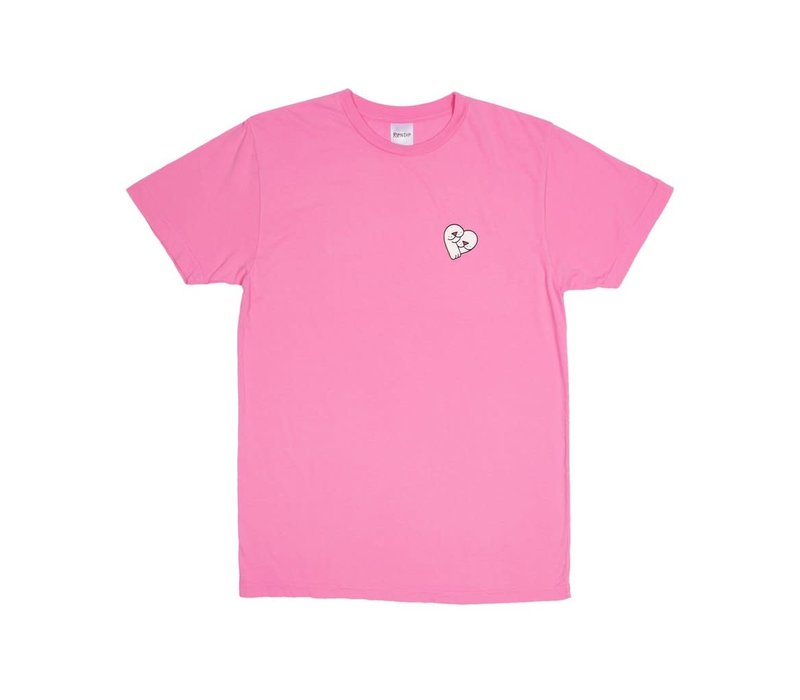 Ripndip Love Nerm Tee Pink