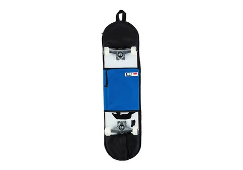 Sellington Sellington Burgee Skate Bag Black/Blue