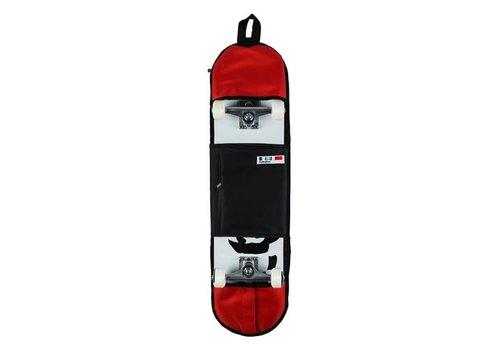 Sellington Sellington Burgee Skate Bag Red/Black