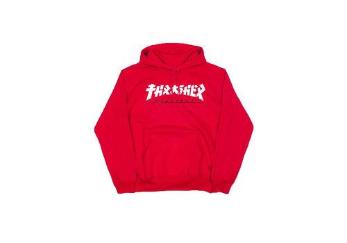 Thrasher Thrasher - Godzilla Hood Red