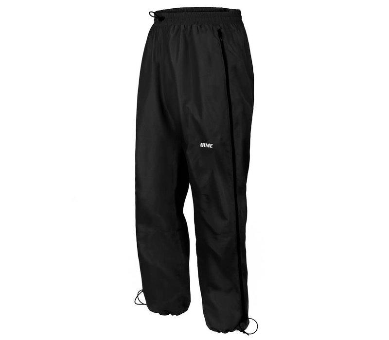 Dime Zipper Pants Black M