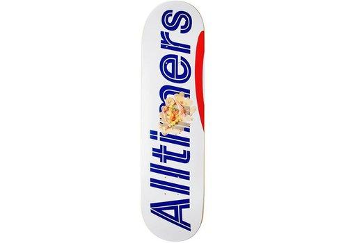 Alltimers Alltimers - Puke Logo 8.1