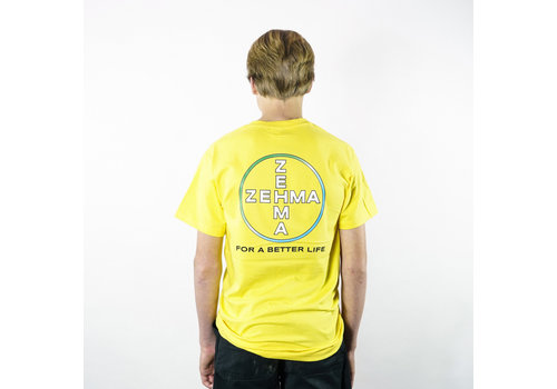 Zehma Zehma Pharma Tee Yellow