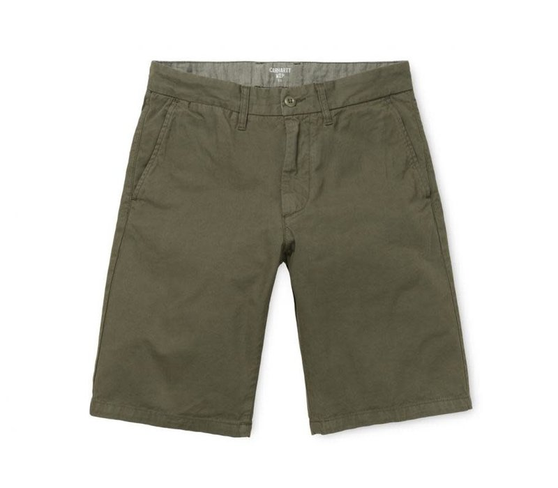 Carhartt Johnson Short cotton moor