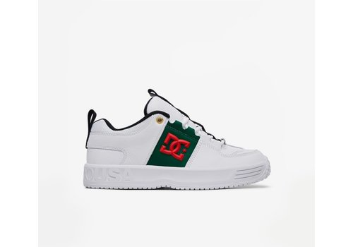 DC Shoes DC Lynx OG White/Green Lux Pack