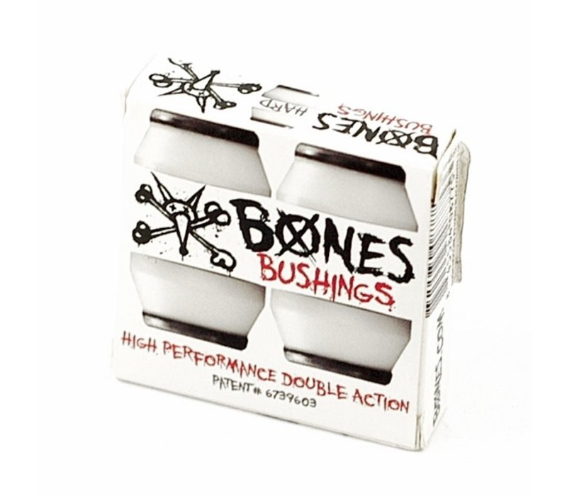 Bones Bushings Hard Black
