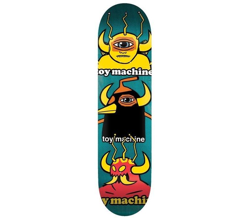 Toy Machine - Chopped Up 8.0 USA Wood
