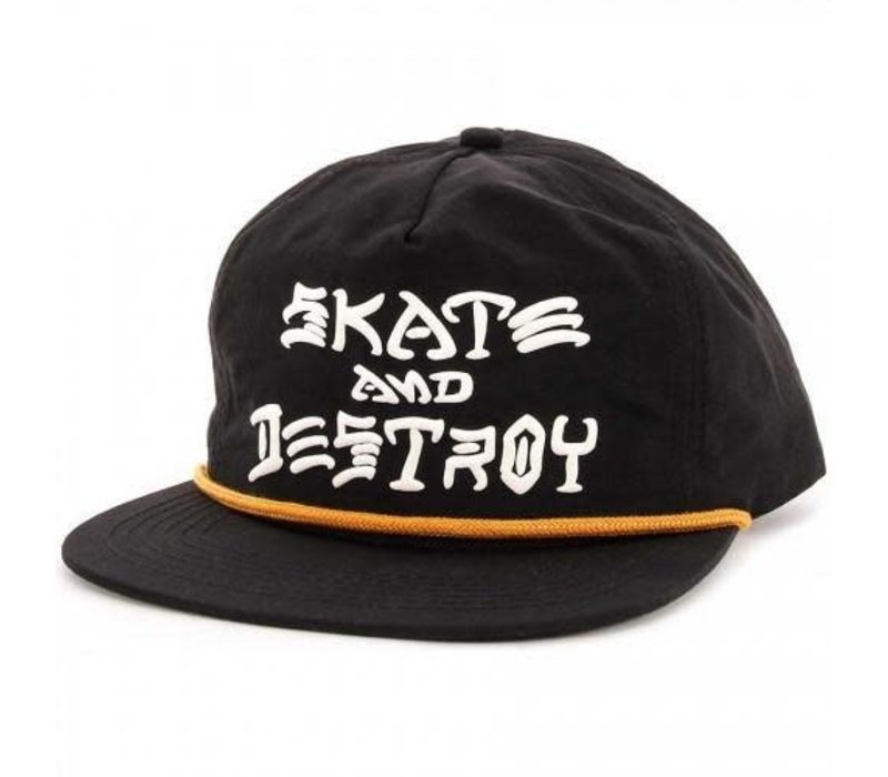 Thrasher Skate and Destroy Hat