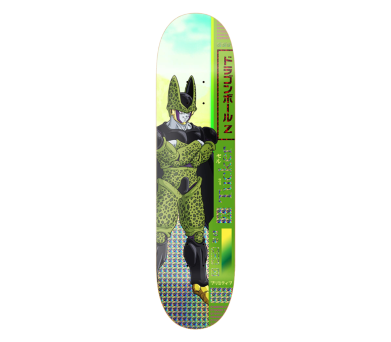 Primitive x Dragonball Z Tucker Cell 8.0