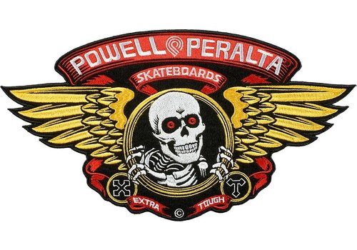 Powell Peralta Powell Peralta - Winged Ripper Patch Large