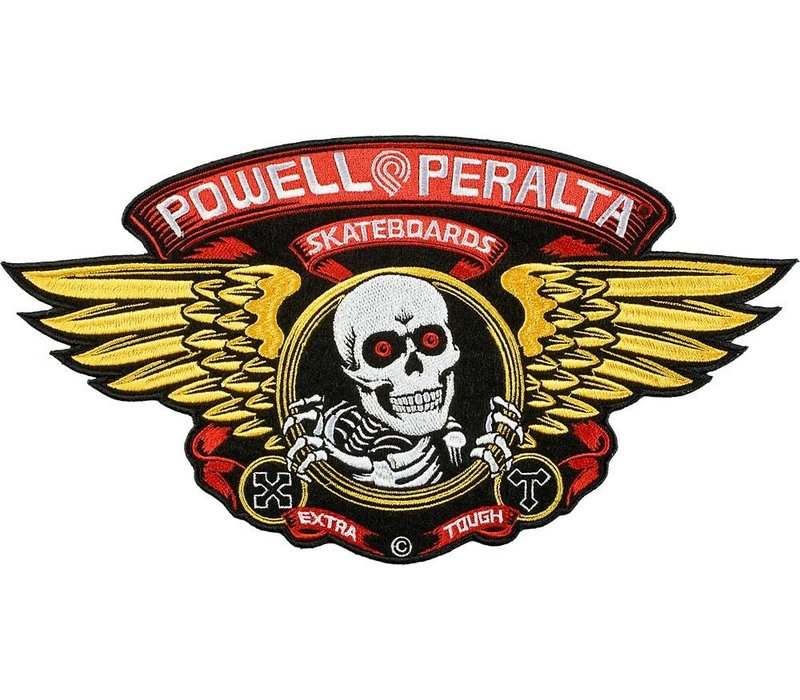 Powell Peralta - Winged Ripper Patch Large