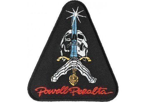Powell Peralta Powell Peralta - Skull & Sword Patch