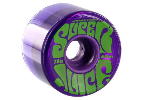 OJ Wheels OJ Wheels - Super Juice Trans Purple 60mm 78a