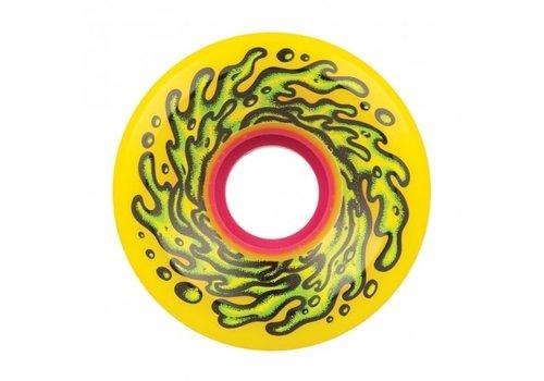 Santa Cruz Slime Balls 60mm OG 78a Yellow