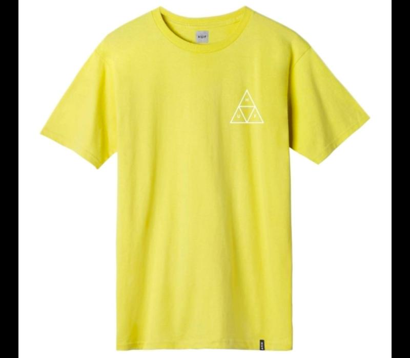 Huf Space Beach Triple S/S Tee Yellow